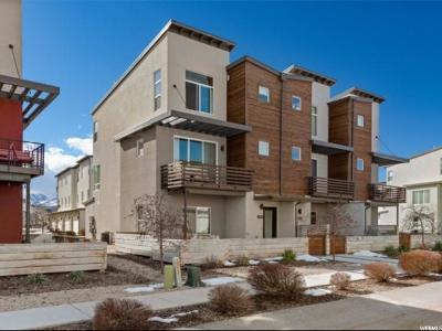 Herriman Townhouse For Sale: 12718 S Rodwell Ct W