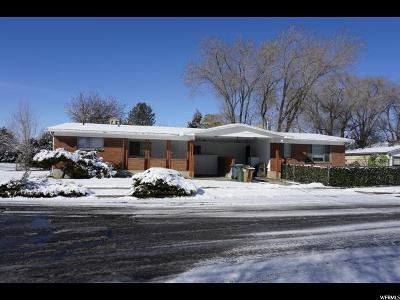 Salt Lake City Multi Family Home For Sale: 459 N Montgomery St