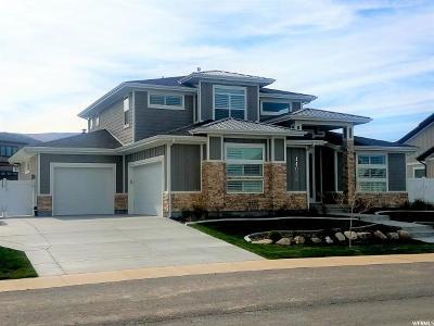 Herriman Single Family Home For Sale: 14036 S Smoky Oaks Ln W