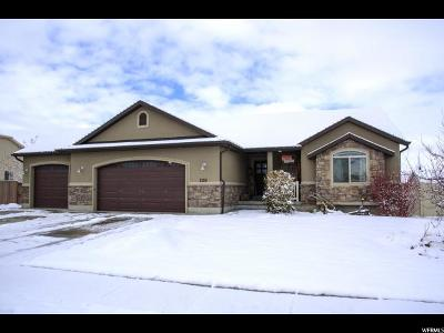 Tooele County Single Family Home For Sale: 2155 N 170 W