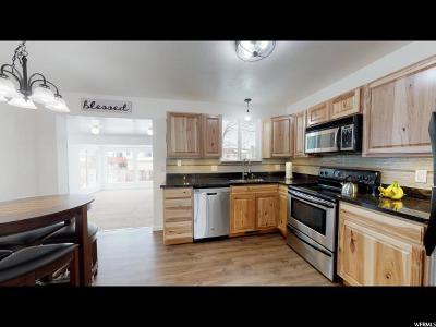 West Jordan UT Single Family Home For Sale: $263,000