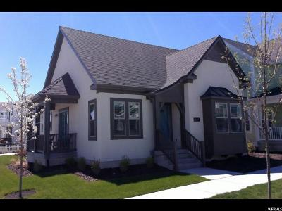 South Jordan Single Family Home For Sale: 10392 S Sturgeon Dr