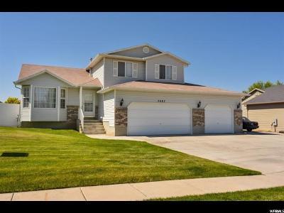 Davis County Single Family Home For Sale: 2687 W 2100 N