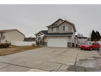 Davis County Single Family Home For Sale: 1118 N 1060 W