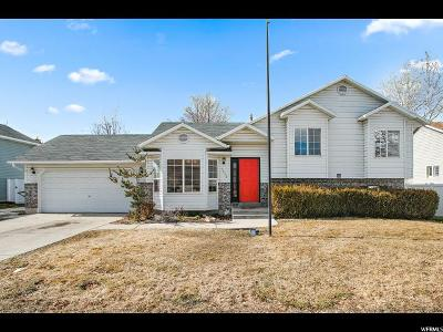 Orem Single Family Home For Sale: 1273 N 580 W