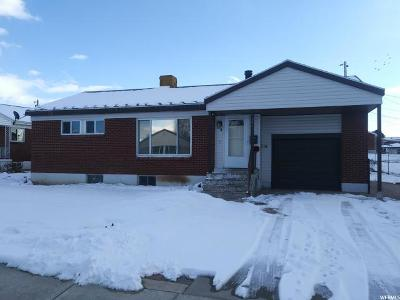 Weber County Single Family Home For Sale: 239 E 4650 S
