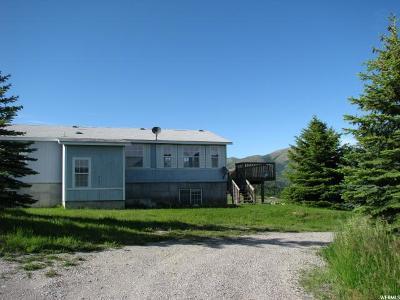 Preston Single Family Home For Sale: 6483 E Cub River Rd