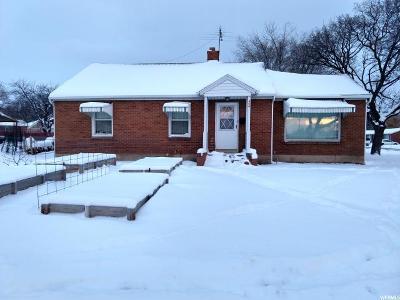 American Fork UT Single Family Home For Sale: $280,000