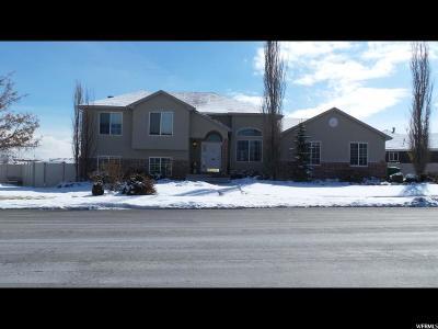 West Jordan UT Single Family Home For Sale: $439,900