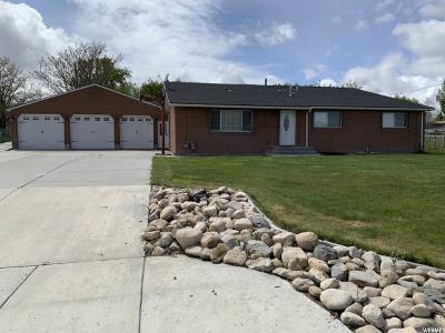 Emery County Single Family Home Under Contract: 140 S 300 W