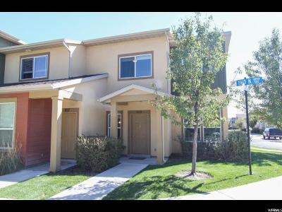 Davis County Townhouse For Sale: 959 W Fairview Paseo N