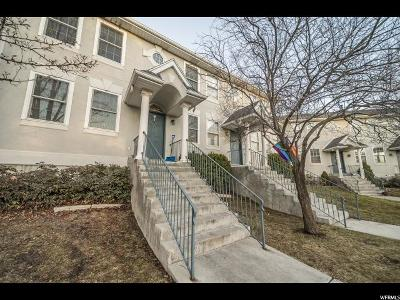 Orem Townhouse For Sale: 1947 S Columbia Ln E #15