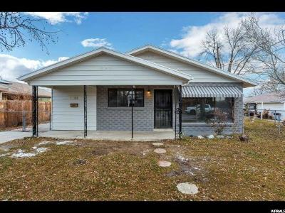 Salt Lake City Single Family Home For Sale: 1152 N Catherine St W