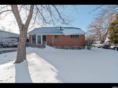 Magna Single Family Home For Sale: 3260 S 7900 W
