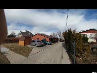Spanish Fork Multi Family Home For Sale: 241 E 500 N