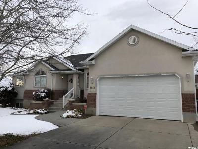 Davis County Single Family Home For Sale: 1688 W Ira Way S