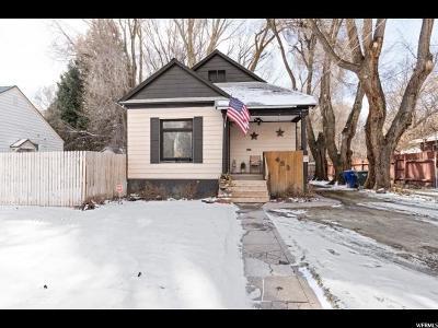 Weber County Single Family Home For Sale: 453 E 13th St E