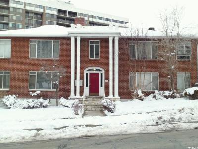 Salt Lake City Multi Family Home For Sale: 227 N Center St St N #227