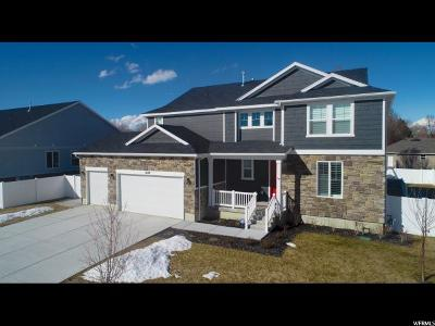 South Jordan Single Family Home For Sale: 2638 W Constance Way S