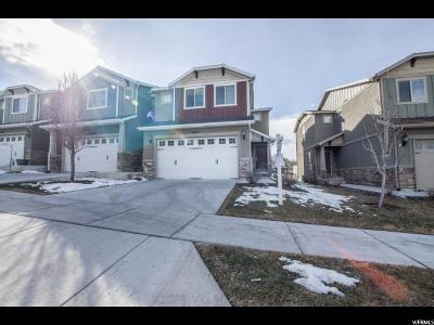 Herriman Townhouse For Sale: 14522 S Edgemere Dr