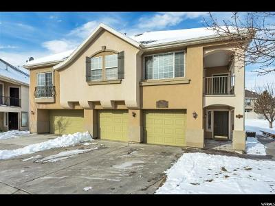Lehi Townhouse For Sale: 2991 N 1350 #w3 W