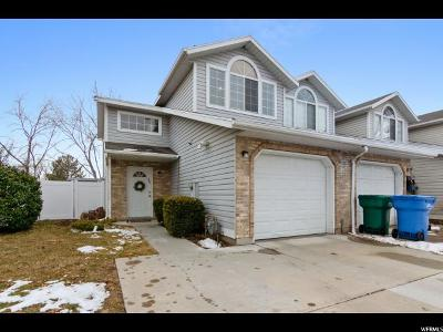 Orem Townhouse For Sale: 88 Hanover Dr