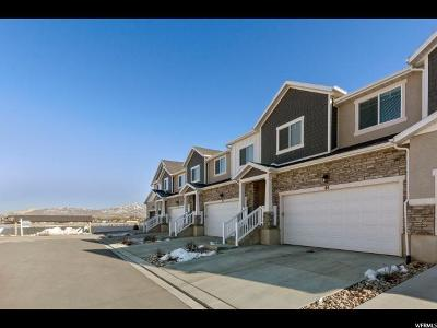 Lehi Townhouse For Sale: 46 N 2050 W
