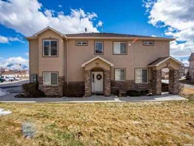 Herriman Townhouse For Sale: 4761 W Oregon Trail Way S