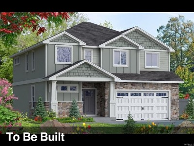 Draper Single Family Home For Sale: 14764 S Glacial Peak Dr E #411