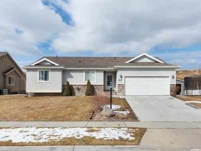 Spanish Fork Single Family Home For Sale: 1674 Stony View Dr