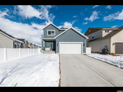 Wasatch County Single Family Home For Sale: 472 W 1220 S