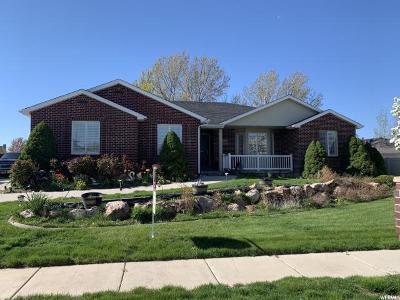Davis County Single Family Home For Sale: 1847 W 500 N