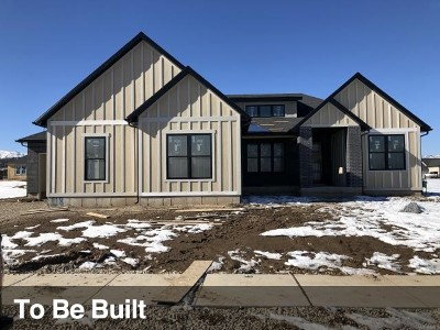 West Jordan Single Family Home For Sale: 5427 W Timm Ct #9