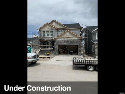 Lehi Single Family Home For Sale: 4006 W 1750 N #1134