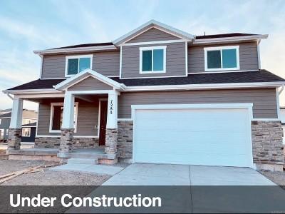 Eagle Mountain Single Family Home For Sale: 7285 N Stonewall Cir E