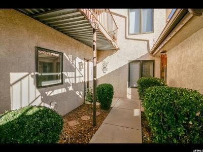 St. George Condo For Sale: 10 N Valley Dr W #114