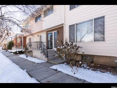 Weber County Townhouse For Sale: 915 E 40th S