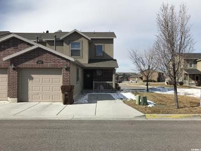 Weber County Townhouse For Sale: 2447 Wellington Dr N