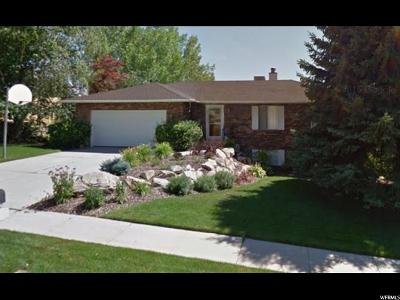 Weber County Single Family Home For Sale: 301 W 4050 N