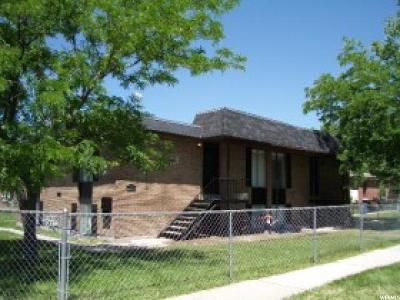 Salt Lake City Multi Family Home For Sale: 1804 W Kimberly Cir N