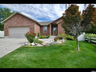 Logan Single Family Home Under Contract: 701 E Apple Dr N