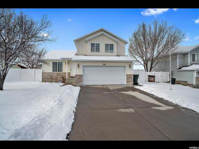 Tooele County Single Family Home For Sale: 939 N 580 E