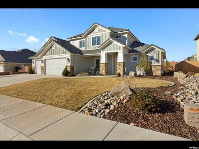St. George Single Family Home For Sale: 3113 E 3150 St S