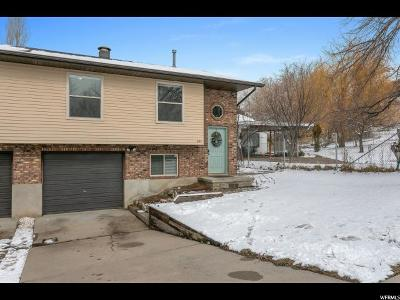 Davis County Townhouse For Sale: 137 E 1470 S
