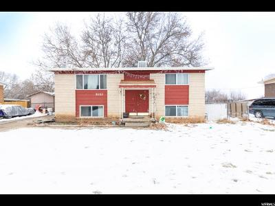 Weber County Single Family Home For Sale: 5033 S 2675 W