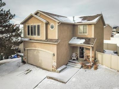 Lehi Single Family Home For Sale: 3999 N Newland Loop
