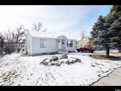 American Fork Single Family Home For Sale: 395 W Harrison Ave N