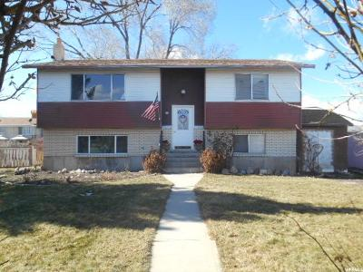 Payson Single Family Home For Sale: 680 S Main St W