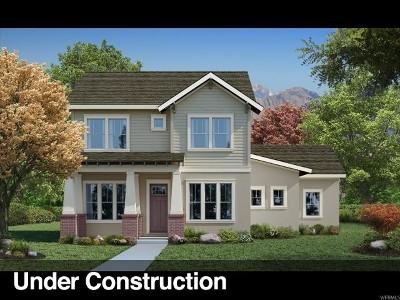 South Jordan Single Family Home For Sale: 5034 W Lake Terrace Ave S #489