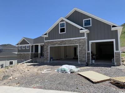 Herriman Single Family Home For Sale: 14673 S Sky Bird Dr